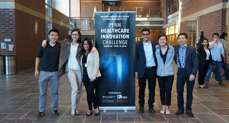 I&D Healthcare Innovation Challenge Students