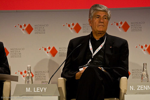 Maurice Levy of Publicis.