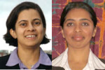 Co-authors Anupama Phene and Srividya Jandhyala