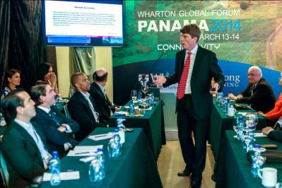 Siggelkow_Panama Global Forum 2014
