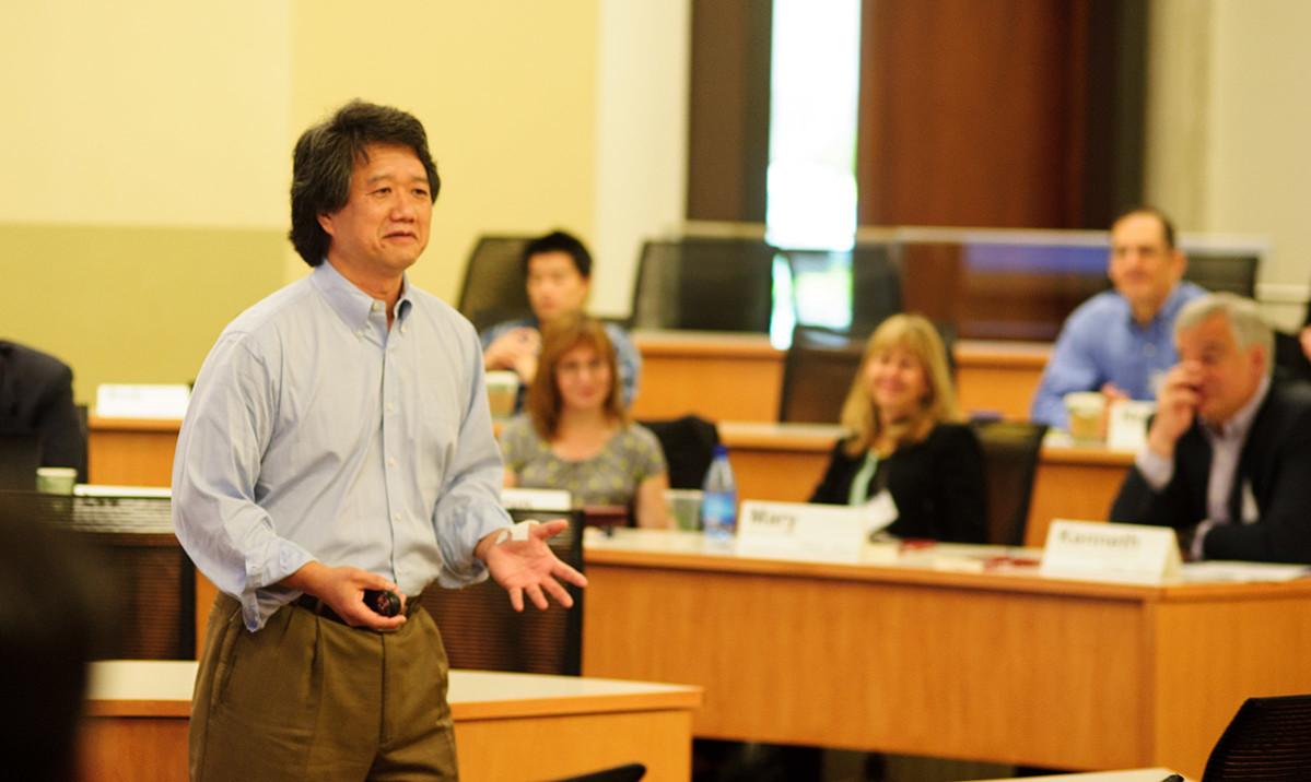 Keynote Speaker Chunka Mui