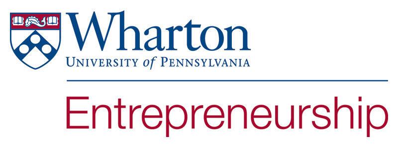 Wharton Entrepreneurship logo