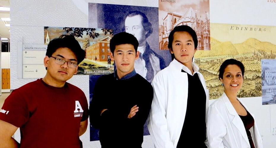Amsterdam Fluidics Team Picture