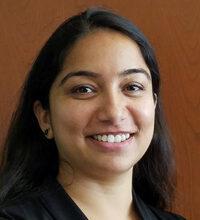 Research Associate Pragna Kolli