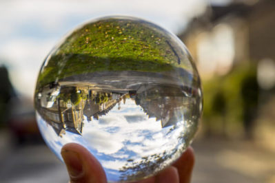 You don't need a crystal ball to get better at forecasting.