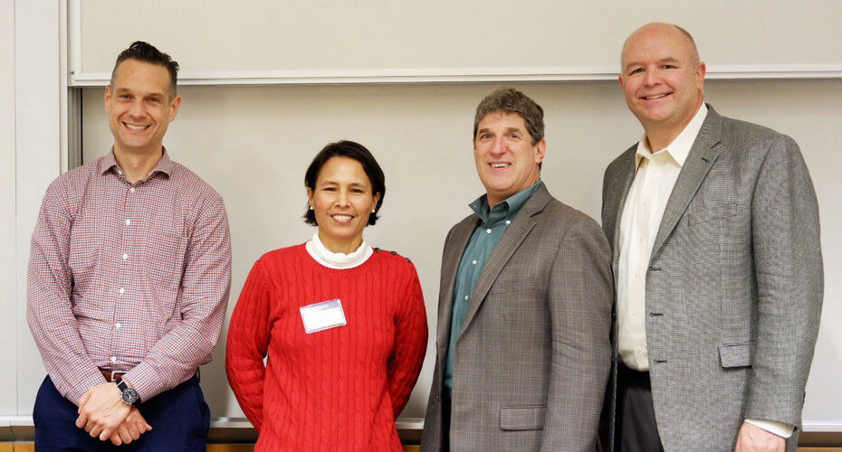 Penn Aerospace Pitch Competition Judges
