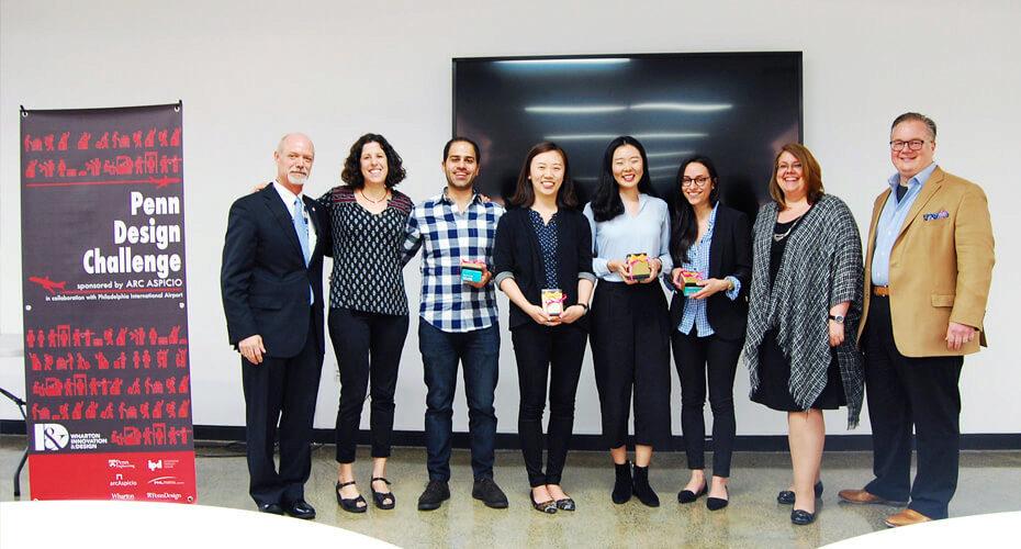 Penn Design Challenge winners