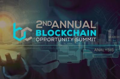 2nd Annual Blockchain Opportunity Summit