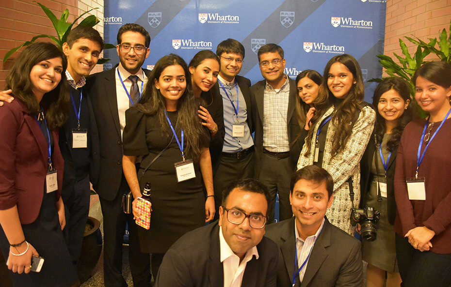 Wharton India Economic Forum Student Organizers