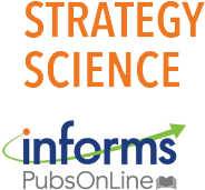 Strategy Science - Informs logos
