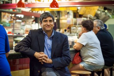 Anuj Gupta Portrait