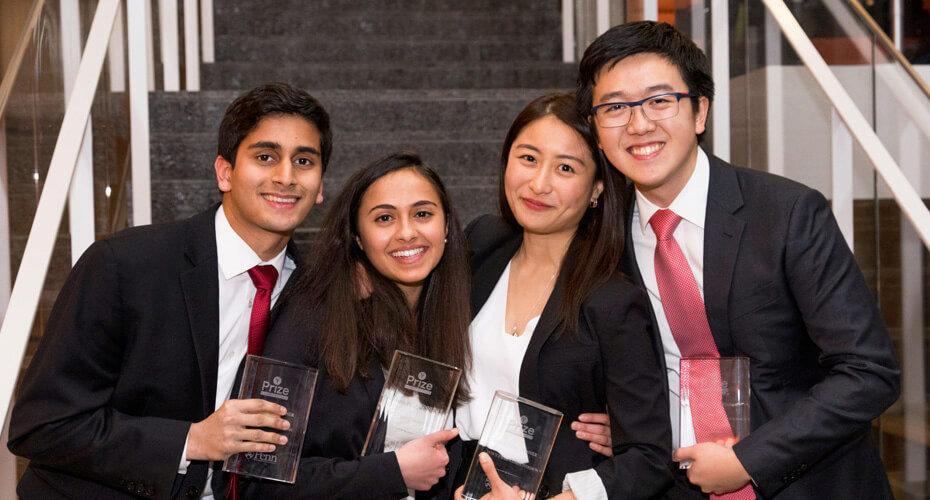 2019 Y-Prize Winners