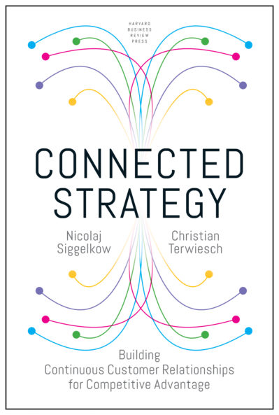 Connected Strategy book cover