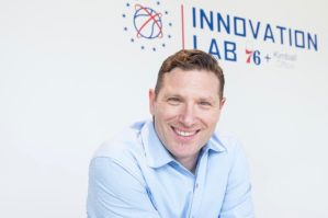 Seth Berger (WG'93, W'89), Managing Director, Sixers Innovation Lab