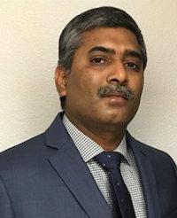 Venkateswara Duggirala headshot